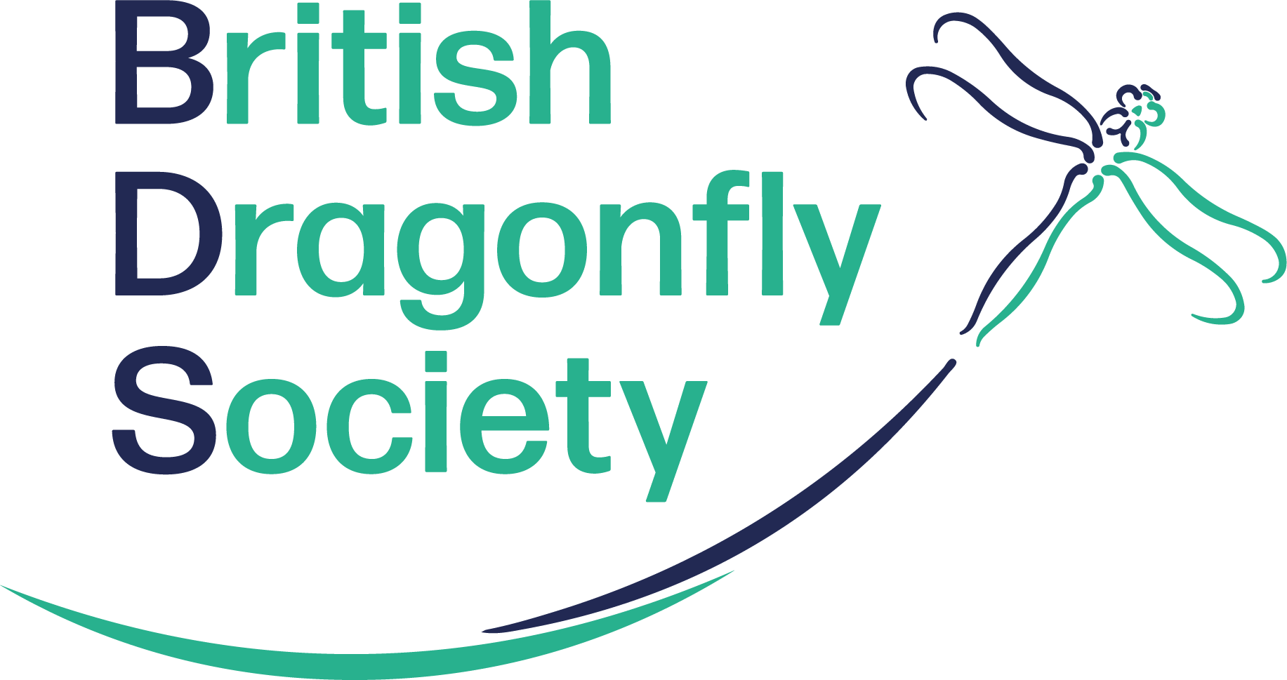 British Dragonfly Society Recording Scheme logo